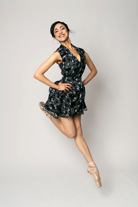 Camille McPherson dance