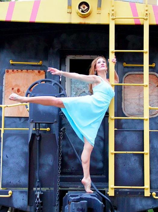 Courtney dance