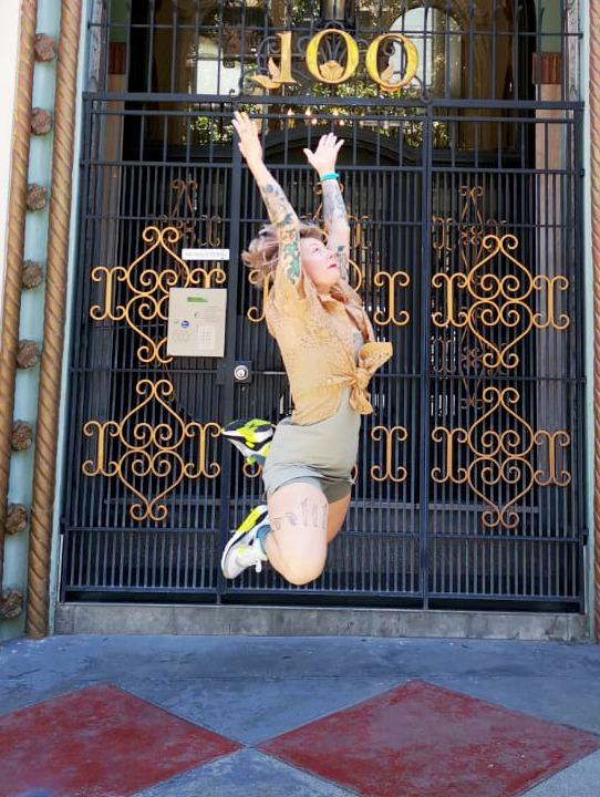 Nicole Roerick dance